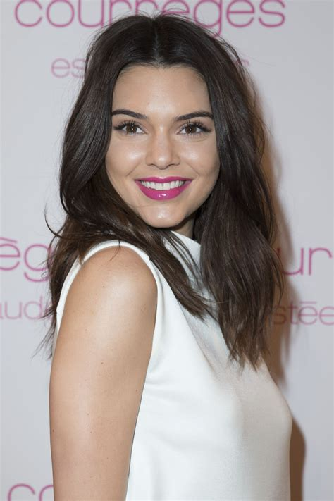 Kendall Jenner Fashion - Courreges and Estee Lauder Dinner