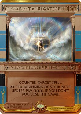 Pact of Negation (Invocations) from Amonkhet Spoiler