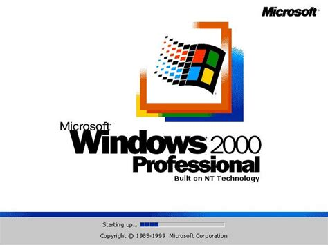 Windows History: logos, bootscreens, startup sounds etc