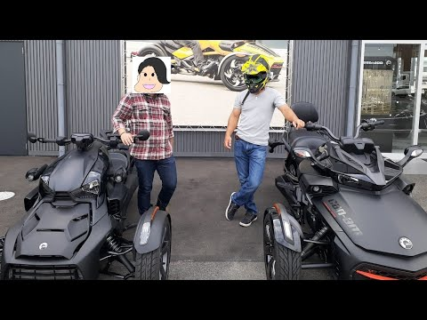 BRP Can-Am SPYDER(BRPカンナムスパイダー) RT LIMITED ETC2
