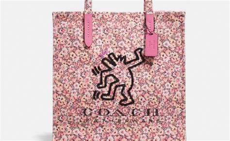 Coach x Keith Haring Special-Edition Collection | Tom