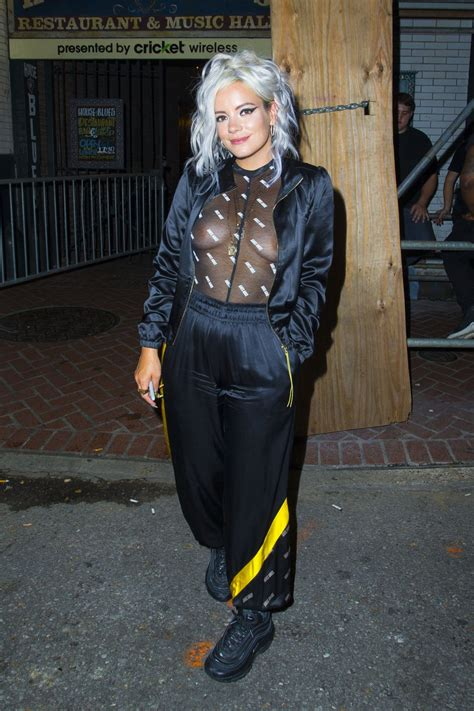 Lily Allen See-Through – The Fappening Leaked Photos 2015-2020