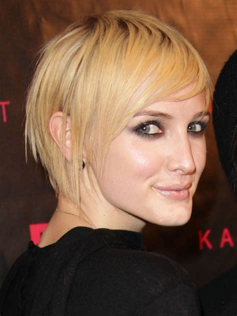 Sexy Celebrity Short Hairstyles|