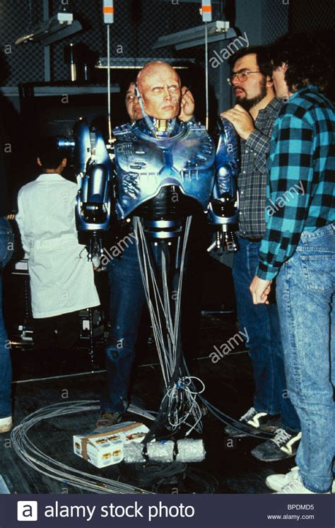 SPECIAL EFFECTS SCENE ROBOCOP 2 (1990 Stock Photo - Alamy
